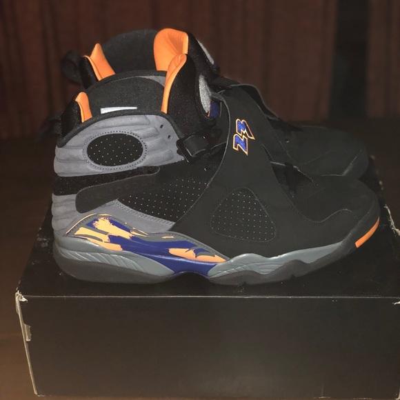ca3a4dc1a87 Jordan Shoes | Air 8 Retro Phoenix Suns | Poshmark